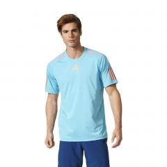 Adidas BARRICADE TEE   BK0679   Modrá   2XL