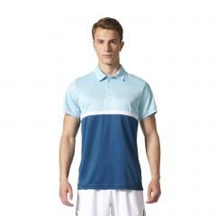 Adidas COURT POLO | BQ4961 | Modrá | 2XL
