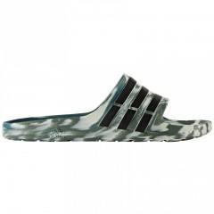 Adidas Duramo Slide 40,5 MYSGRN/CBLACK/LINGRN