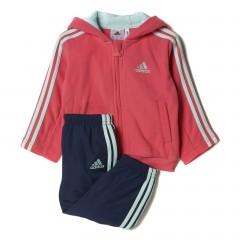Adidas I WINT Q FUN J | AY6144 | Modrá, Růžová | 62