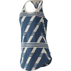 Adidas Originals NAT AO PR TANK | F79358 | Modrá, Béžová | 40