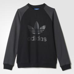 Adidas Originals SPO CREW | AB7598 | Černá | L