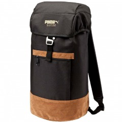 Batoh Puma Suede Backpack black