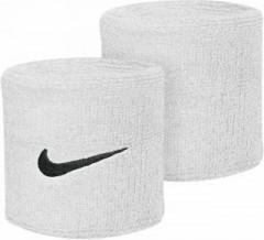 Bílá potítka Nike DRI-FIT WRISTBANDS NS