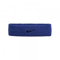 Čelenka Nike SWOOSH HEADBAND | NNN07--437 | Modrá | NS