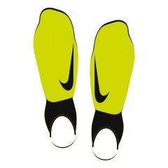 Chrániče Nike Y NK CHRG GRD L VOLT/BLACK/BLACK