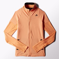 Dámská bunda adidas GS EASY TTOP | S17585 | Oranžová | L