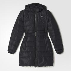 Dámská bunda adidas TIMELESS D COAT | AA1343 | Černá | M