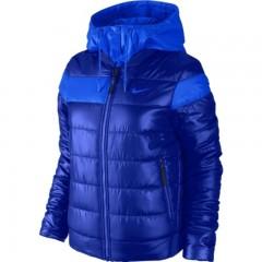 Dámská bunda Nike VICTORY PADDED JACKET | 683749-455 | Modrá | M
