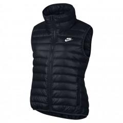 Dámská bunda Nike W NSW DWN FLL VEST | 805257-010 | Černá | XS