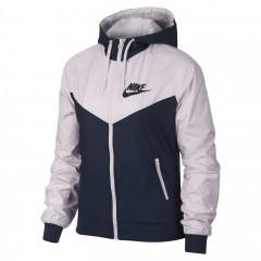 Dámská bunda Nike W NSW WR JKT OG | 904306-682 | Bílá, Modrá | L