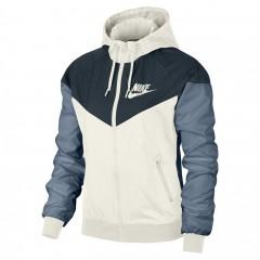 Dámská Bunda Nike W NSW WR JKT OG | 904306-454 | Bílá, Modrá | L