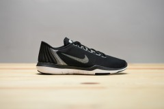 Dámská fitness obuv Nike W FLEX SUPREME TR 5 MTLC | 923968-001 | Černá | 37,5