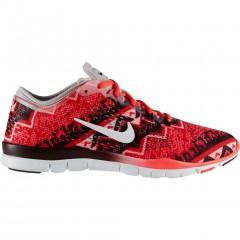 Dámská fitness obuv Nike WMN FREE 5.0 TR FIT 4 PRT | 629832-010 | 40,5