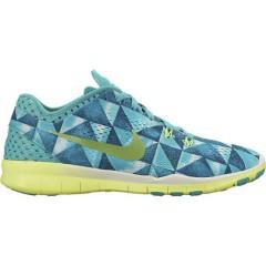 Dámská fitness obuv Nike WMNS NKE FREE 5.0 TR FIT 5 PRT | 704695-402 | 40
