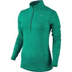 Dámská mikina Nike ELEMENT HALF ZIP | 685910-351 | Zelená | M
