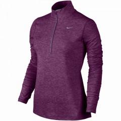 Dámská mikina Nike ELEMENT HALF ZIP | 685910-665 | Fialová | L