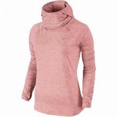 Dámská mikina Nike ELEMENT HOODY   685818-808   Růžová   L