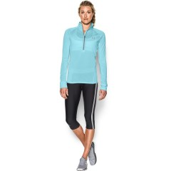 Dámská mikina Under Armour Tech 1/2 Zip - Tw