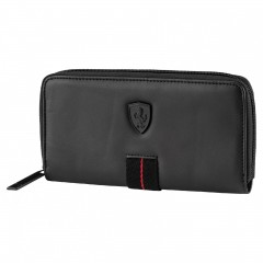 Dámská Peněženka Puma Ferrari Ferrari LS Wallet F Puma Black | 074514-01 | Černá | NS