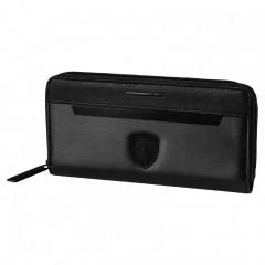 Dámská Peněženka Puma Ferrari Ferrari LS Wallet F Puma Black | 074846-01 | Černá | NS
