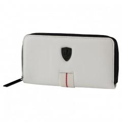 Dámská Peněženka Puma Ferrari Ferrari LS Wallet F Puma White | 074514-03 | Bílá | NS
