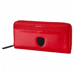 Dámská Peněženka Puma Ferrari Ferrari LS Wallet F Rosso Cors | 074846-02 | Červená | NS