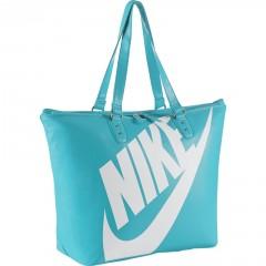 Dámská taška Nike HERITAGE SI TOTE MISC OMEGA BLUE/OMEGA BLUE/(WHITE)