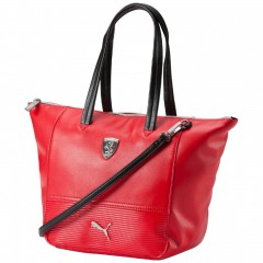 Dámská taška Puma Ferrari Ferrari LS Handbag rosso corsa NS