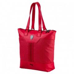 Dámská taška Puma Ferrari Ferrari LS Shopper Rosso Corsa | 074512-02 | Červená | NS