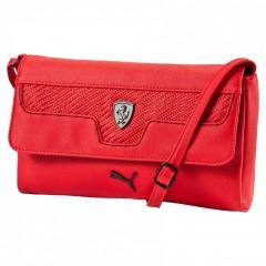 Dámská taška Puma Ferrari Ferrari LS Small Satchel Rosso | 074206-02 | NS
