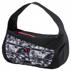 Dámská taška Puma Studio Barrel Bag Black-P