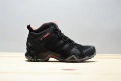 Dámská Treková obuv adidas Performance TERREX AX2R MID GTX W | BB4620 | Černá | 39