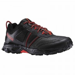 Dámská treková obuv Reebok TRAIL VOYAGER RS 2. BLACK/GRAV | M49418 | Černá | 38