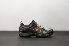 Dámská Treková obuv Salomon ELLIPSE 2 GTXR W Castor Gra/Be | 400021 | Černá | 42