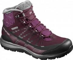 Dámská treková obuv Salomon KA?NA CS WP 2 Bordeaux/Purple | 390592 | Fialová | 38