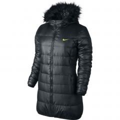 Dámská zimní bunda Nike ALLIANCE TD JKT-550 HOOD S