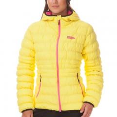 Dámská zimní bunda Nordblanc žlutá | NB5330-CZU | 34