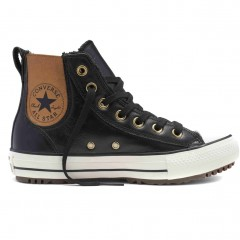 Dámská zimní obuv Converse Chuck Taylor All Star Chelsea 36 TM SCARLET/TM WHITE/TM WHITE