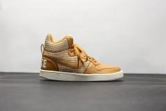 Dámská Zimní obuv Nike WMNS COURT BOROUGH MID SE | 916793-700 | Hnědá | 37,5