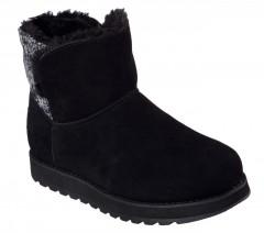 Dámská zimní obuv Skechers KEEPSAKES - PEEKABOO | 48803--BLK | Černá | 40