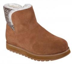 Dámská zimní obuv Skechers KEEPSAKES - PEEKABOO 36