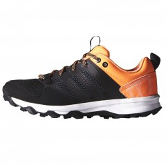 Dámské běžecké boty adidas kanadia 7 tr w   B40589   Černá, Oranžová   38