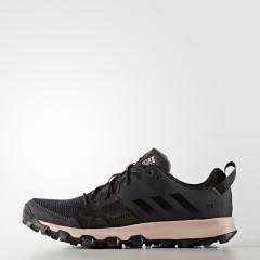 Dámské běžecké boty adidas Performance kanadia 8 tr w 38 UTIBLK/CBLACK/VAPPNK