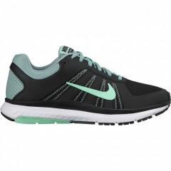 Dámské běžecké boty Nike WMNS DART 12 | 831535-005 | Černá, Zelená | 38