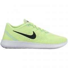 Dámské běžecké boty Nike WMNS FREE RN | 831509-301 | Zelená | 38,5