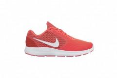 Dámské běžecké boty Nike WMNS REVOLUTION 3 | 819303-800 | Oranžová | 40