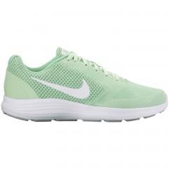 Dámské běžecké boty Nike WMNS REVOLUTION 3 | 819303-303 | Zelená | 38