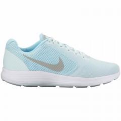 Dámské běžecké boty Nike WMNS REVOLUTION 3 | 819303-403 | Modrá | 40