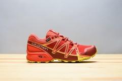 Dámské Běžecké boty Salomon SPEEDCROSS VARIO 2 GTXR W Barb | 398474 | Červená | 40
